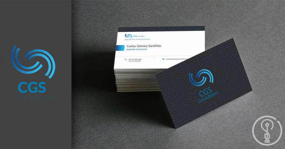 Diseño de Logotipo - CGS