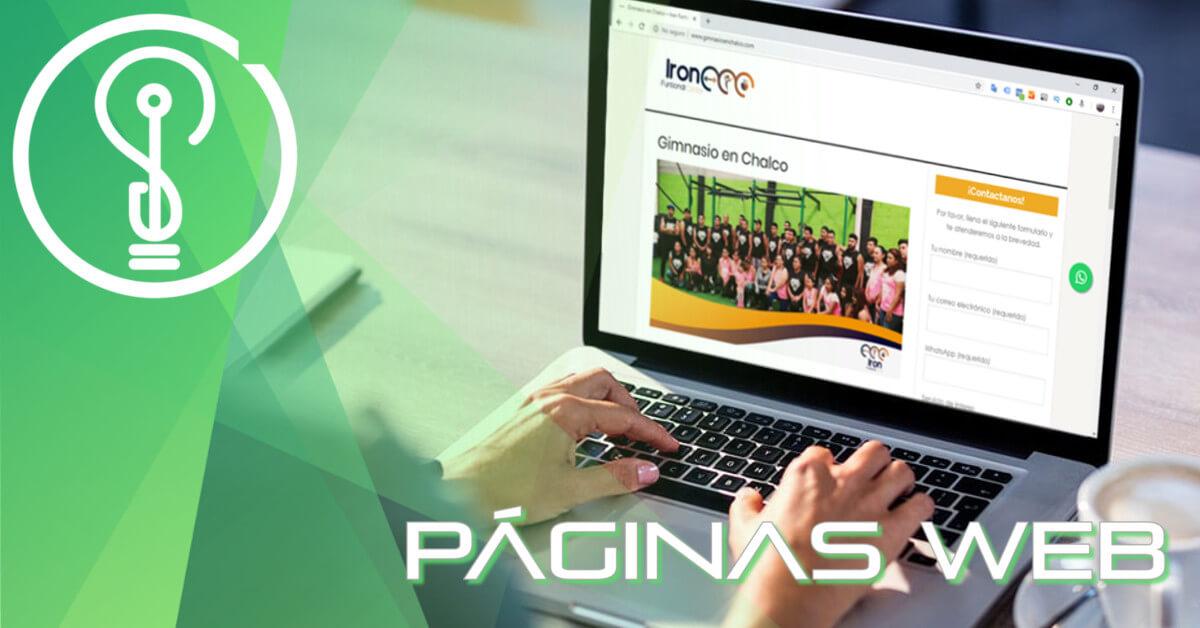 Diseño de Páginas Web en Ixtapaluca