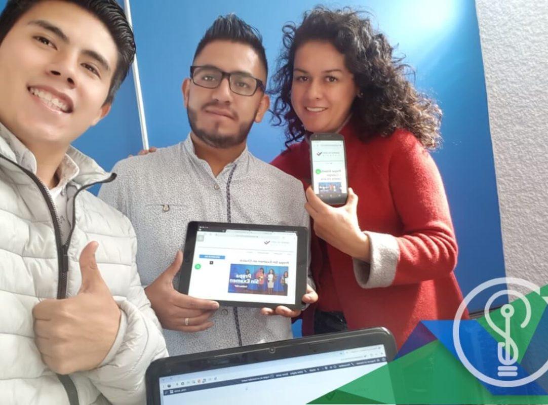 Sharu Digital – Colegio Leona Vicario CE