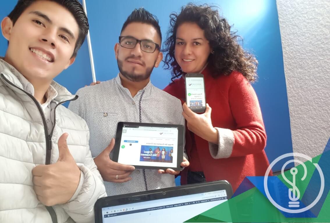 Sharu Digital - Colegio Leona Vicario CE
