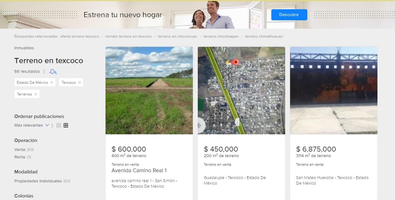 como vender casas con google y facebook