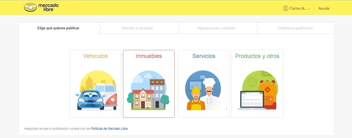 como vender propiedades por internet