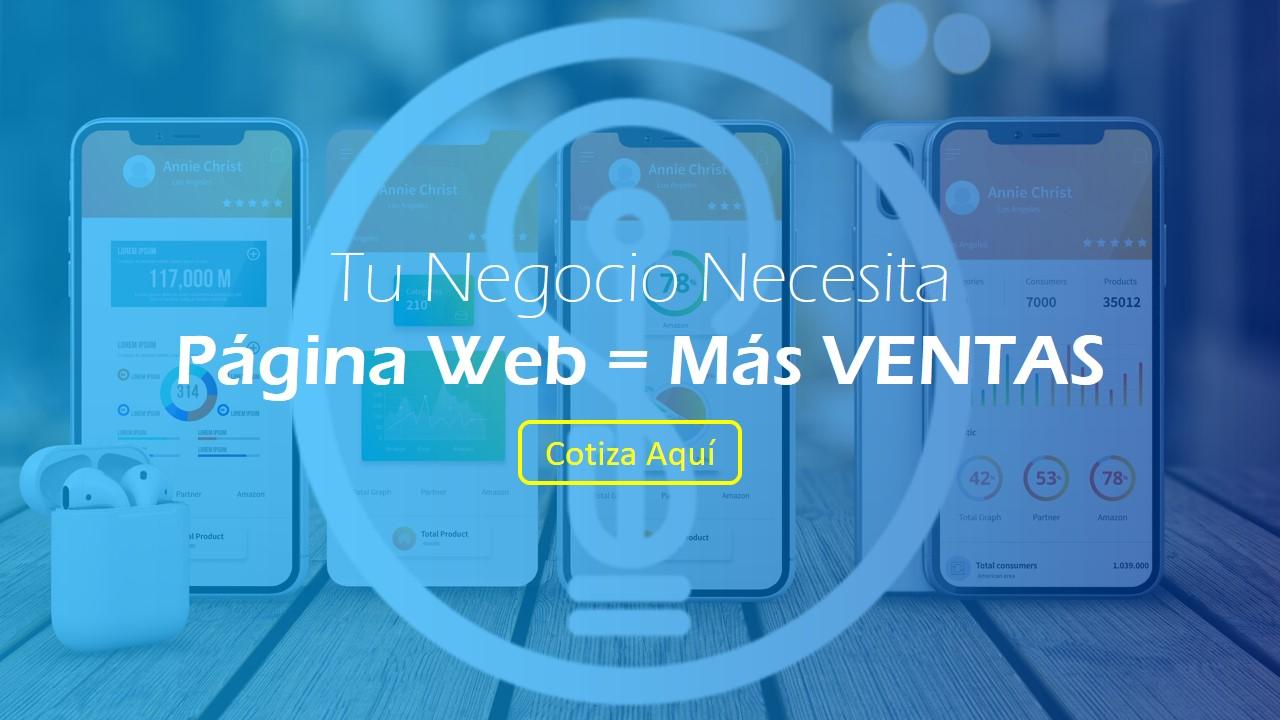 Diseño de Páginas Web en Chalco